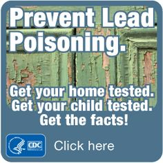 Lead Scare: What You Need to Know About Lead Poisoning and Your Family http://www.supercouponlady.com/2013/04/lead-scare-what-you-need-to-know-about-lead-poisoning-and-your-family.html/