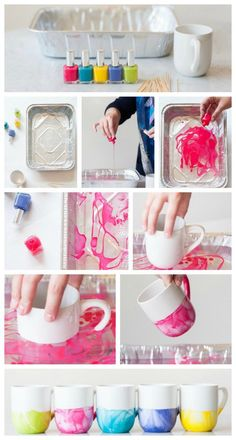 Creative DIY Mugs You Can Do In Your Free Time - Top Dreamer