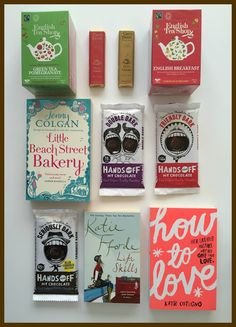 Suze likes, loves, finds and dreams: Chocolate Weekend: Chocolate, Tea & Books Giveaway @librarianlavend