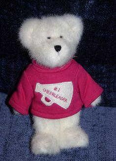 Boyds Bear Kristie Cheersley Cheerleader in Dolls & Bears, Bears, Boyds   eBay