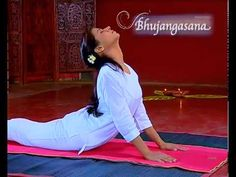 Cobra Pose | Bhujangasana | The Art Of Living Global