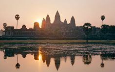 No. 1: Angkor Wat - TripAdvisor Names the Top 10 Attractions Around the World | Travel + Leisure