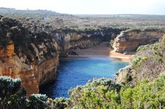 Australia: Lord Arch Gorge - Great Ocean Road Victoria    www.isabellestravelguide.com