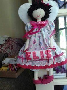 Boneca Elis!!