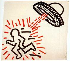 Keith Haring - 1981