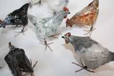 more hens by Joe lawrence art work, via Flickr