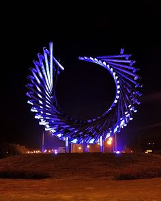 Blue Pole, Letterkenny Pole Star, Donegal, Scotland, Ireland, Scenery, To Go, Fair Grounds, Europe, Memories