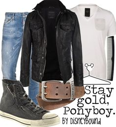 """""""Stay gold, Ponyboy"""" (The Outsiders)"""