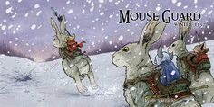 Winter 1152 | Mouseguard