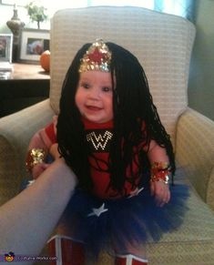 tutu costumes for toddlers, wonder woman - Google Search