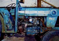 David Poxon (watercolor painting)