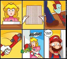 Mario (i don`t think many people will understand the referance/joke behind this) Video Game Memes, Video Games Funny, Funny Games, Mario Funny, Mario Memes, Geeks, Mario Comics, Nintendo Game, Super Smash Bros Memes