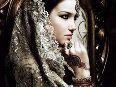 Some royal Mughal Inspiration. #beautiful #indian #bride