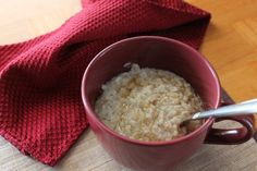 Clean eating steel cut oatmeal recipe