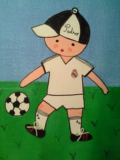 Pedro es del Madrid