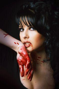 Trampires: Sexy Female Vampires