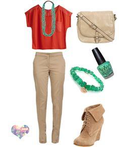 Y. A. Q. - Blog de moda, inspiración y tendencias: [Y ahora qué me pongo con] Pantalones beige