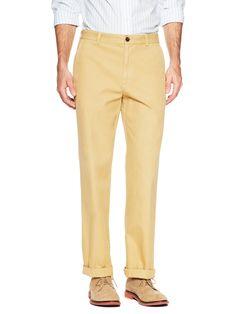 Brooks Brothers Milano Chino Pants