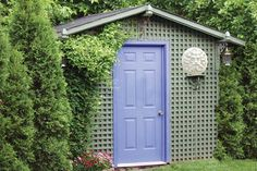 Easy DIY Garden Shed Plans - Do It Yourself - MOTHER EARTH NEWS