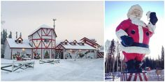 Every Day Is Christmas at the Santa Claus House in North Pole, Alaska