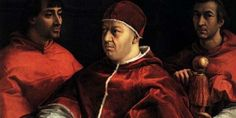 11 marzo 1513 Viene eletto papa Leone X