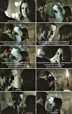 """Give 'Em Hell Kid"" - Kol and Davina I'll always miss Davina and her and Kols connection ❤️ Kol E Davina, Davina Claire, Vampire Diaries Quotes, Vampire Diaries The Originals, Vampire Quotes, The Orignals, Kol Mikaelson, Netflix, Vampier Diaries"