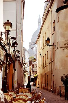 Montmartre Quarter, Sacré Cœur Basilica, Paris XVIII