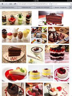 Desserts!!!!!