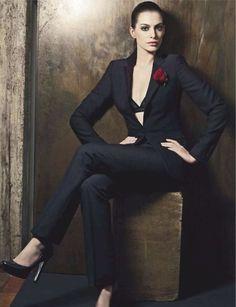 Anne Hathaway by Craig McDean, 2011
