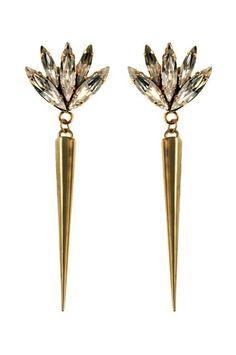 TomTom Astral Spike Earrings
