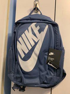Nike Backpack on Mercari Guess Backpack, Backpack For Teens, Backpack Bags, Leather Backpack, Backpack Storage, Vans Backpack, Backpack Organization, Coach Backpack, Backpack Camping