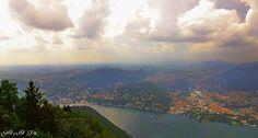 Panorama dal faro voltiano 2