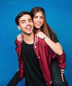 Fedecole❤️ Federico Vigevani & Nicole García 💜👌🏻 Dosogas❤️