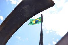 Brasília - 9 Fogo simbólico da Pátria - o fogo que nunca apaga