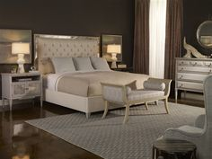 Vanguard Furniture: Room Scene VG_RS_554CK-PF_P550L