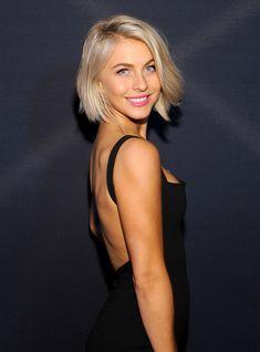Natural Brown Hair, Natural Hair Styles, Short Hair Styles, Blonde Hair Julianne Hough, Short Hair Blowout, Blonde Babies, Short Blonde, Blonde Balayage, Hair Day