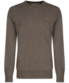 Williams Howe Crew Neck Sweater offers you a luxury finish you are sure to love, crafted from merino wool for an added touch of comfort and The Man, Merino Wool, Layering, Cuffs, Men Sweater, Crew Neck, Pairs, Touch, Shape