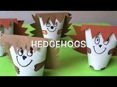 Krokotak    HEDGEHOGS - role toaletního papíru