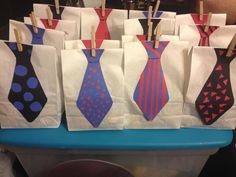 Creative favor or lunch bags