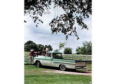 GM Photo 1959 Apache Fleetside