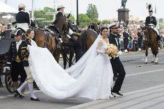Las fotos más bonitas de la boda de Carlos Felipe y Sofia Hellqvist | Galería de fotos 31 de 38 | Vanity Fair