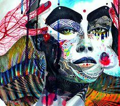 Minjae Lee é um jovem artista Sul Coreano, de 22 anos, cujo trabalho é cheio de cores fortes, cenas agressivas e uma inteligente mistura entre beleza, inocência e fragilidade. Lee, que é autodidata…
