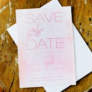 Save-the-Dates: Tips & Trends