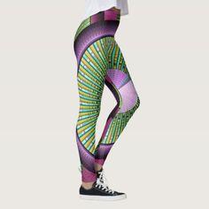 Round And Colorful Modern Decorative Fractal Art Leggings gymshark flex leggings, legs workout with weights, leggings funny #yogawear #meninleggings #guysinleggings, dried orange slices, yule decorations, scandinavian christmas Leggings Funny, Camo Leggings, Tight Leggings, Yoga Leggings, Workout Leggings, Tone Workout For Women, Workout To Lose Weight Fast, Gymshark Flex Leggings, Golf Tips For Beginners