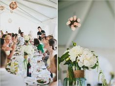 wedding dinner ideas