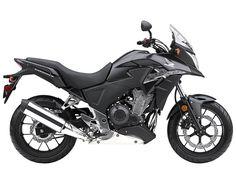 ***NEW*** Honda CB500X (2013)