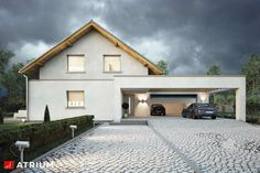 Floor Plan Sketch, Pergola, Carport Garage, Carport Designs, Kerala House Design, Kerala Houses, Good House, Home Fashion, Architecture