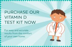 If your health insurance doesn't cover vitamin D testing, consider doing it yourself with this at-home kit.