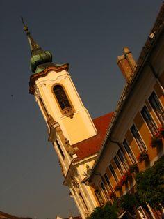 Indián_Nyár_Szentendre_2014 Blagovesztenszka-templom_by Lena