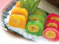 Kue Mata Roda Traditional Cakes, Pastry Shop, Indonesian Food, Donuts, Sushi, Gluten Free, Ethnic Recipes, Desserts, Foods